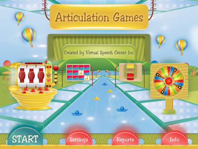Articulation Games App {Review}