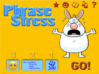 Phrase Stress App Review & Giveaway