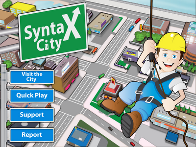 Syntax City {App Review}, Custom Boards {giveaway}
