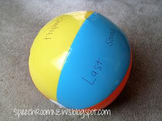 Beach Ball Language!