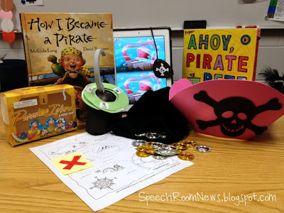 Preschool Pirates