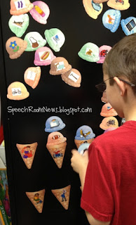 Pronoun Ice Cream Cones
