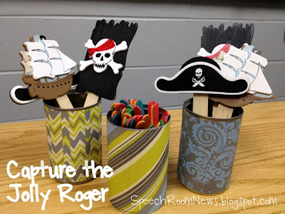 Capture the Jolly Roger