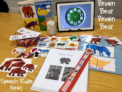 Brown Bear, Brown Bear for Speech & Language
