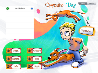 Opposite Day App Review & GIVEAWAY!