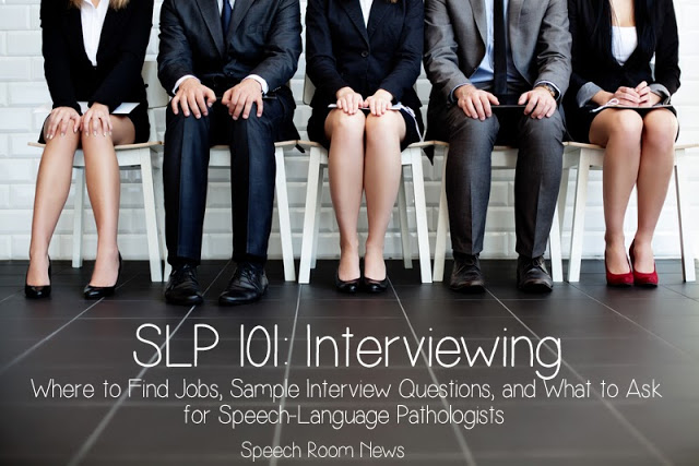 SLP 101: Interviewing