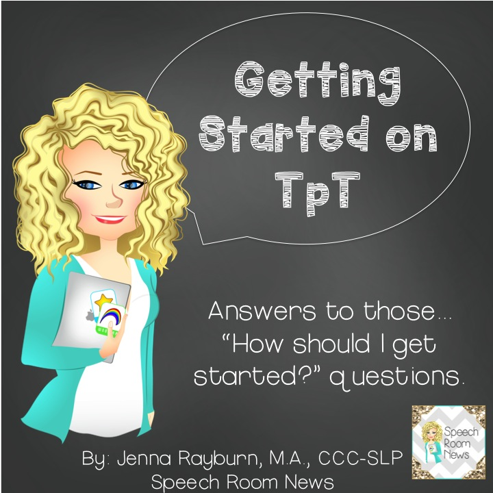 How to start selling on TpT