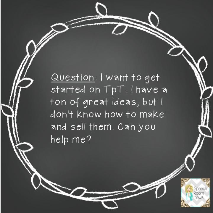 selling speech ideas