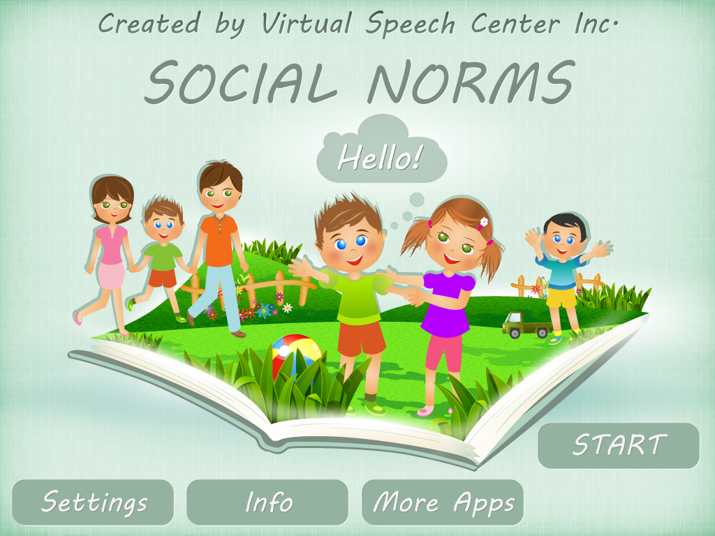 Social Norms {App Review}