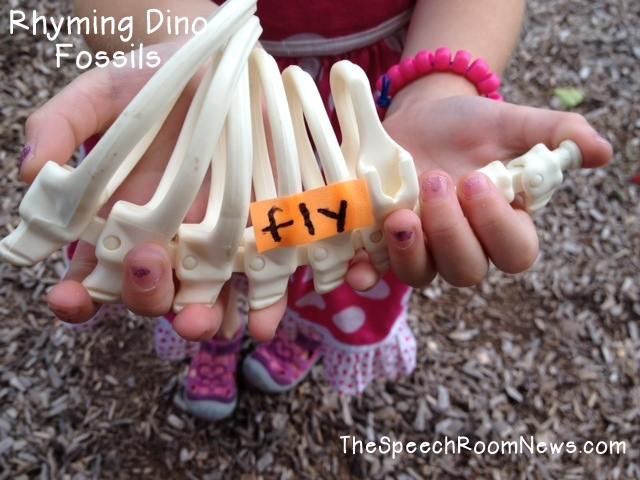 Dino-rific: Dinosaurs in Speech Therapy