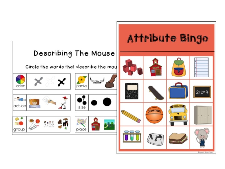 Printables If You Take A Mouse To School Worksheets take a mouse to speech room news page 22 bring pet write or draw what will happen if you school pages 23 25 basic concepts use the included cards describe the