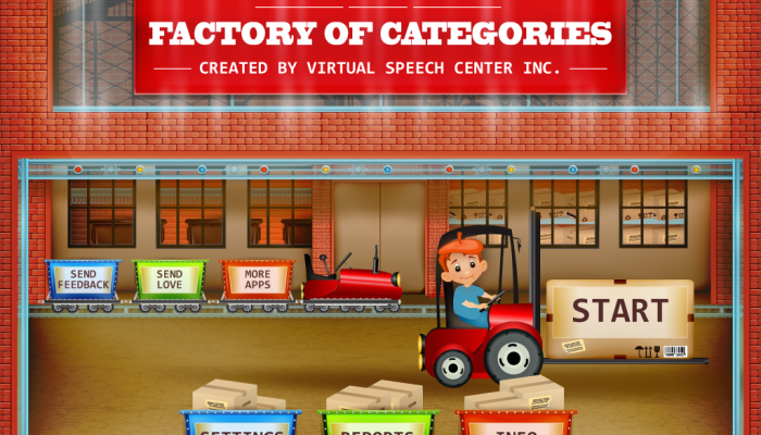 Factory of Categories: App Review