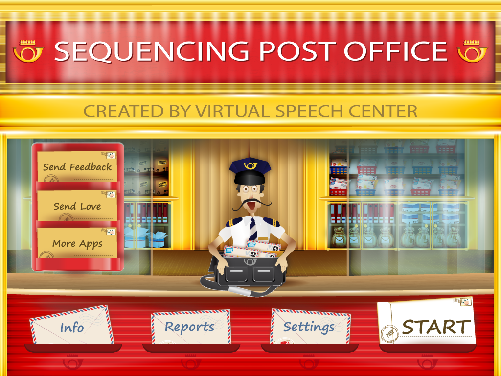 Sequencing Post Office: App Review
