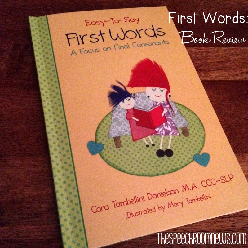 Easy To Say First Words Speech Room News