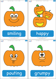 five-little-pumpkins-flashcards