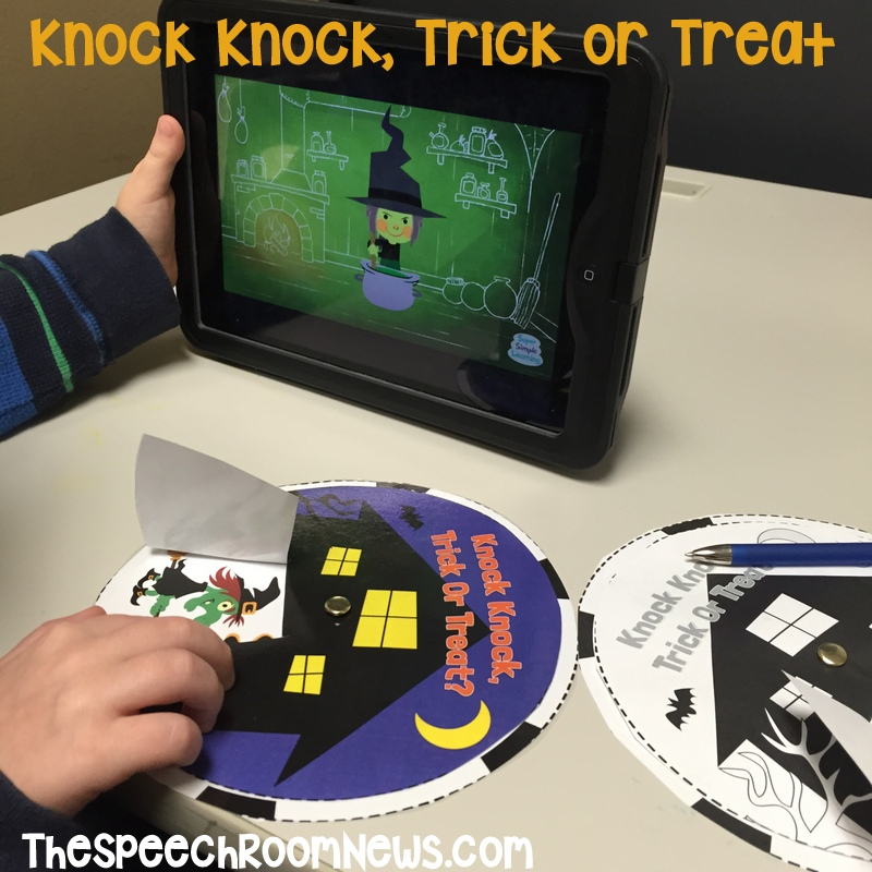 Knock Knock, Trick or Treat (Free Activity)
