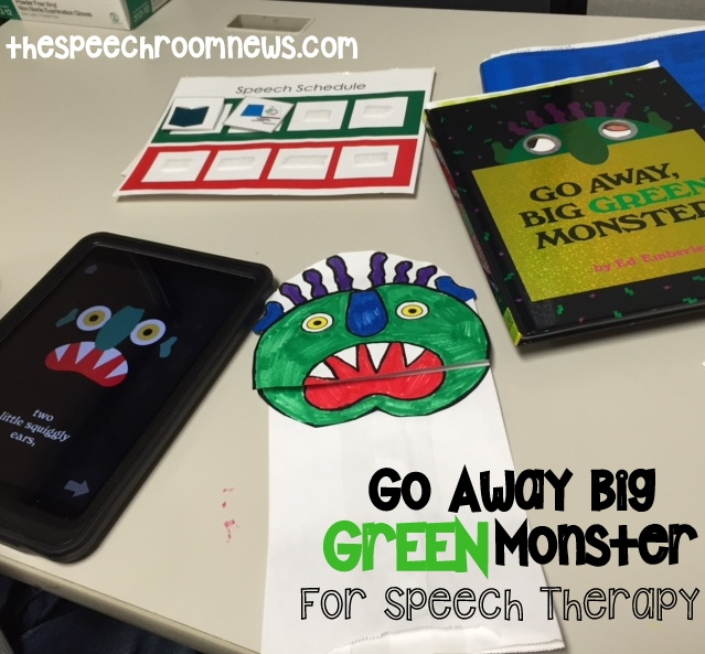 Big Green Monster by Speech Room News