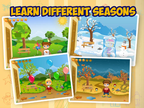 Weather & Seasons - Speech Room News