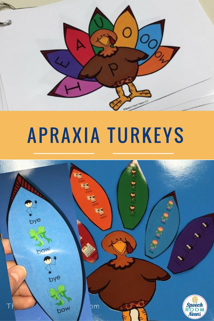 Apraxia Turkeys