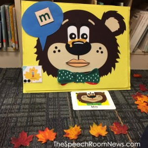 Teddy Talk from Speech Room News