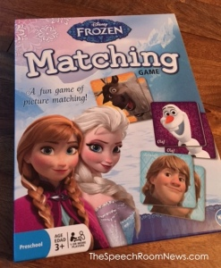 10 Ways to Play Frozen Matching
