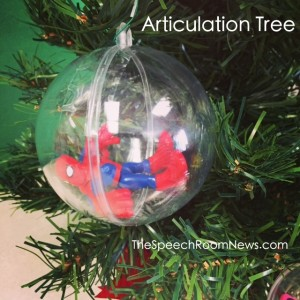 Articulation Tree from Speech Room News