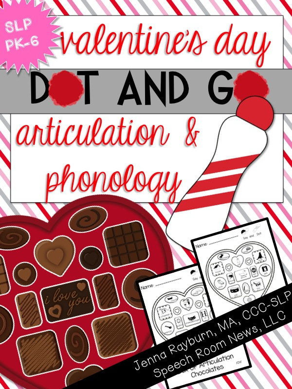 Valentine's Day: Dot and Go