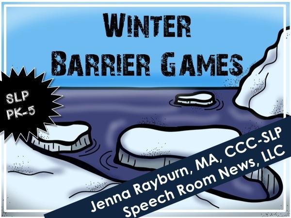 Winter Barrier Games