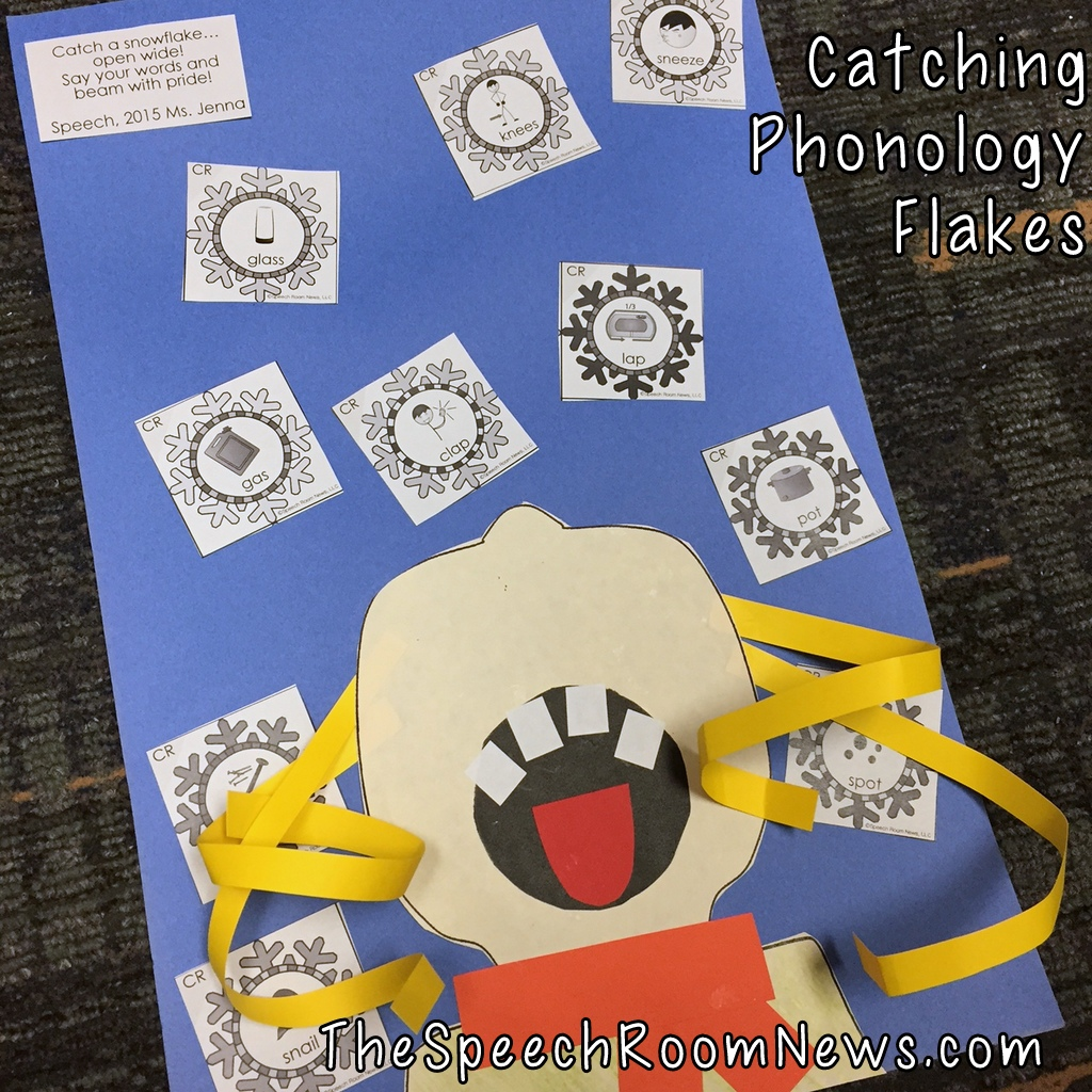 Catching Phonology Flakes {craft}