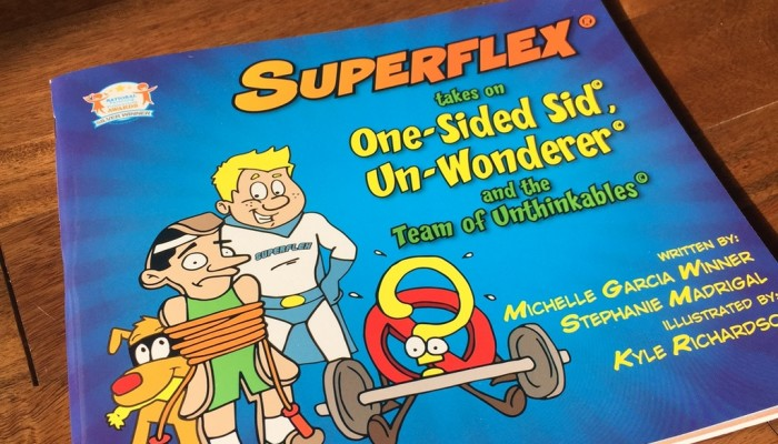 Superflex takes on One-Sided Sid & Un-Wonderer