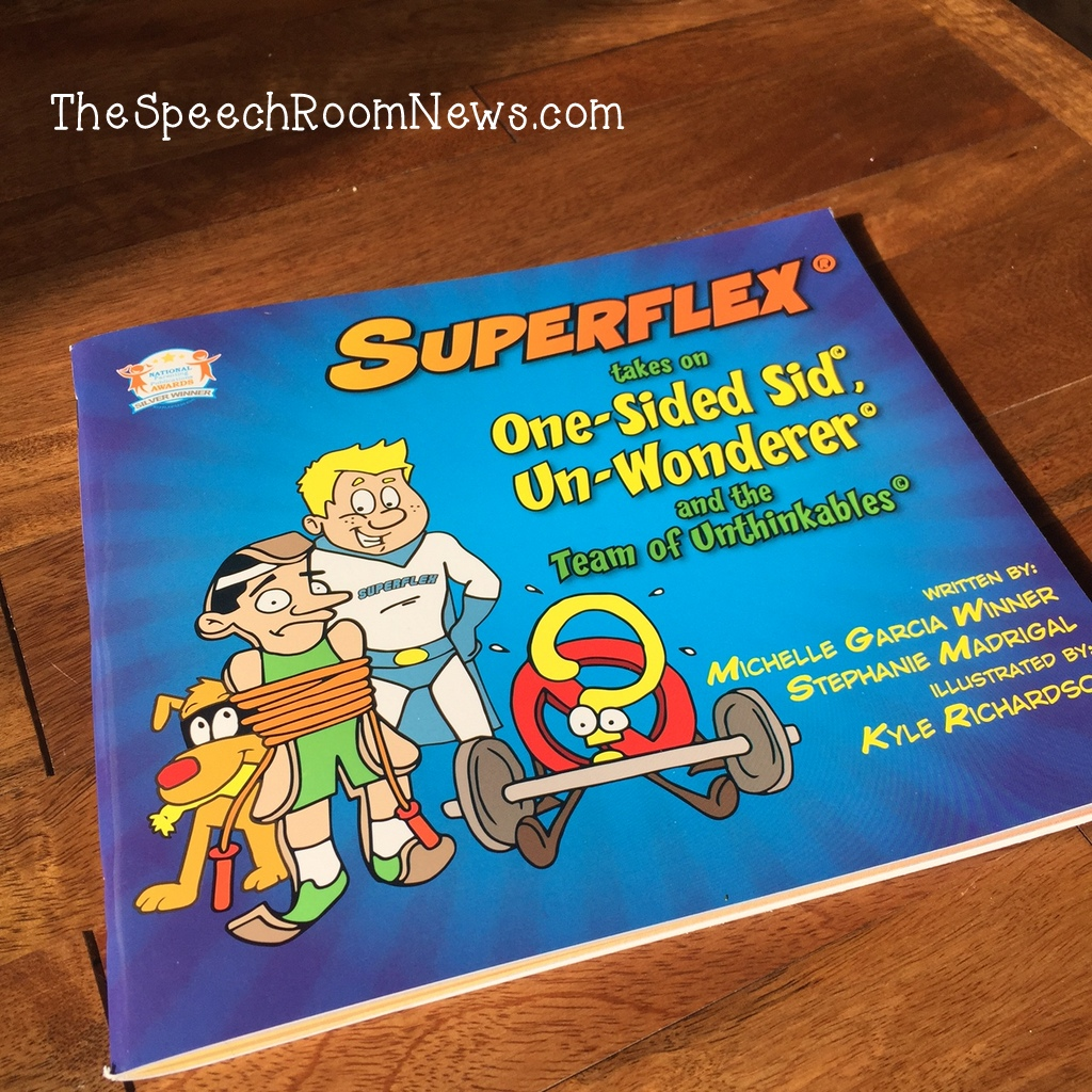 Superflex takes on One-Sided Sid & Un-Wonderer from Speech Room News