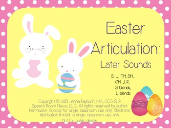 Easter Artic Cards