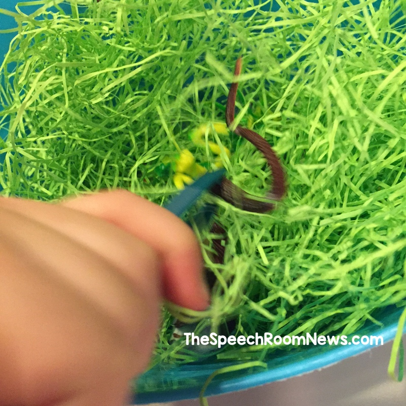 Bugs in Grass, Speech and Language