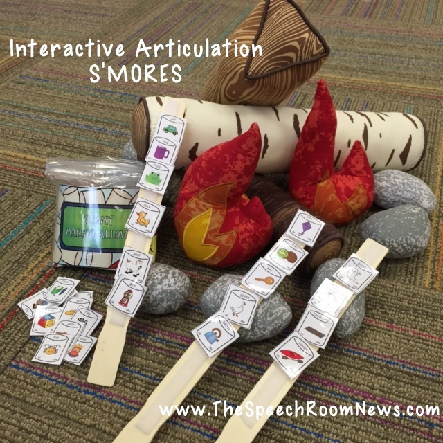 S'more Interactive Artic Activities