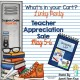 Teacher Appreciation Sale: What's In Your Carty? LInky