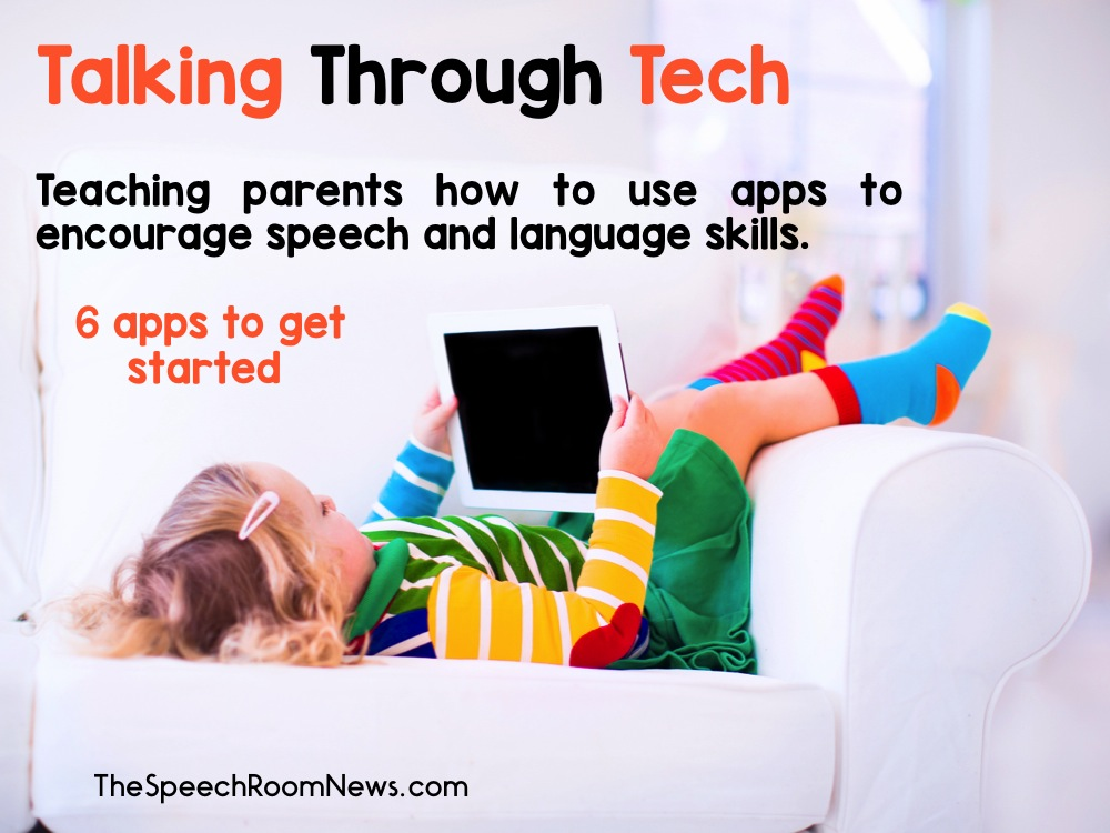 Talking through Tech: Best Speech Therapy Apps for Parents of Preschoolers