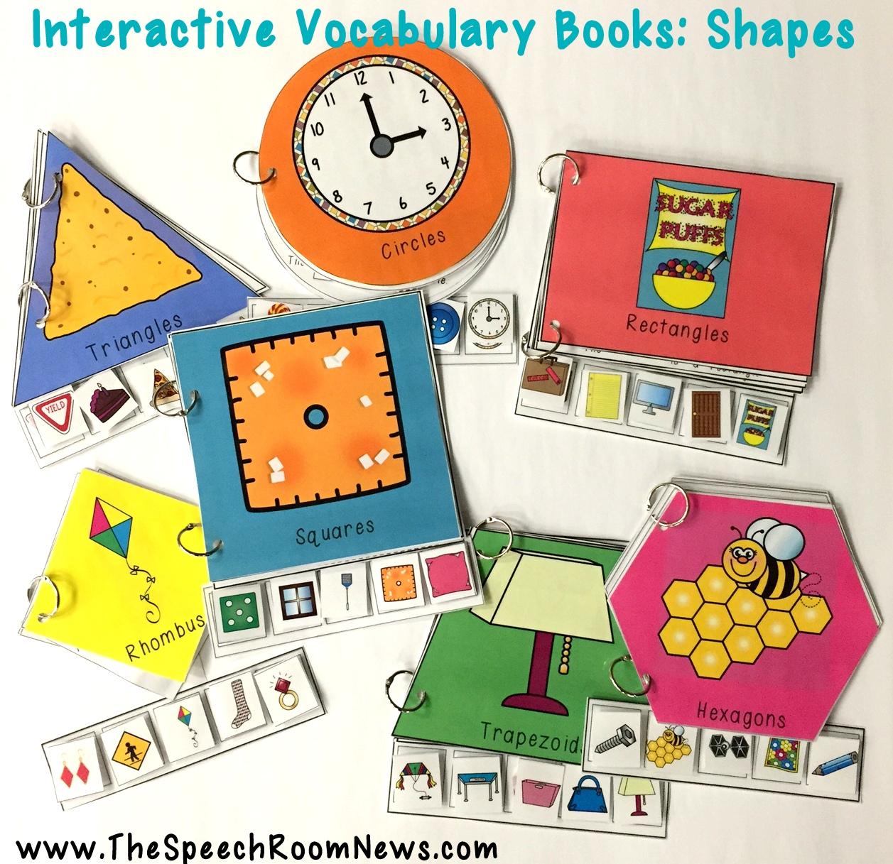 interactive preschool books shapes interactive books speech room news 449