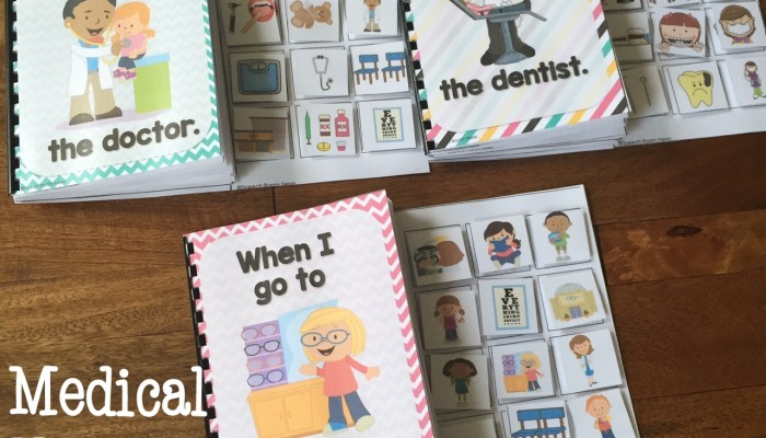 Social Stories for Doctor and Dentist Visits