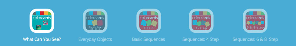 Color Cards App Review