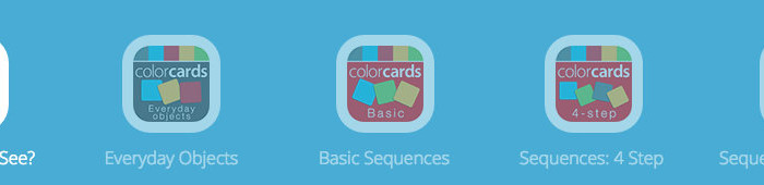 Color Cards {App Reviews}