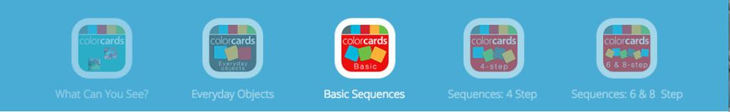 Color Cards App Review