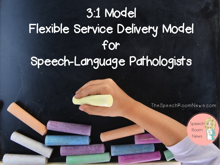 3:1 Flexible Service Delivery Model