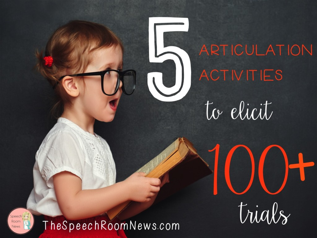 5 Artic Activities to elicit 100 trials