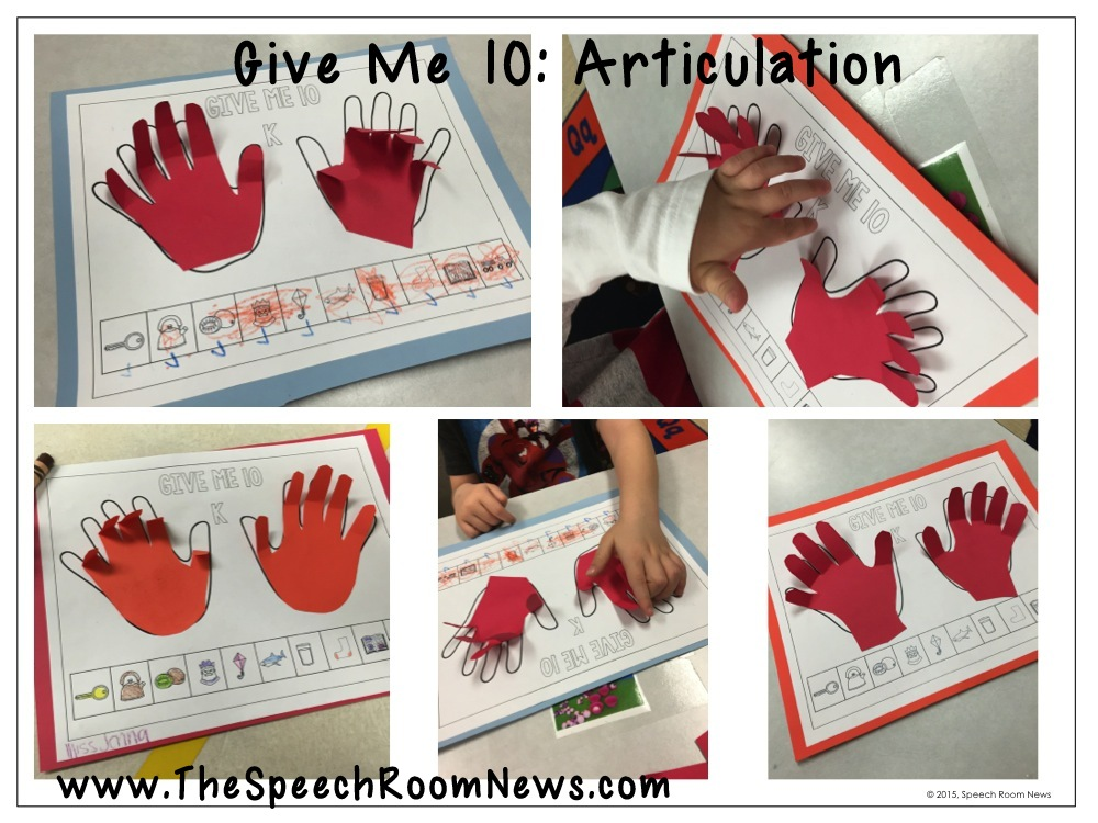 Give Me 10: Articulation