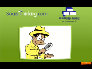 Social Thinking App Review from Speech Room News
