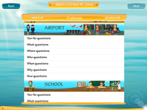 Questions Hunt App Review from Speech Room News