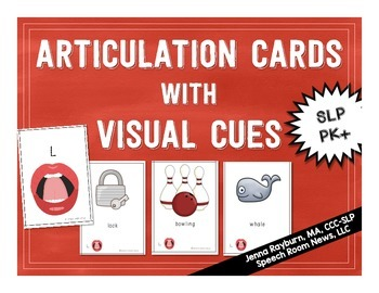 Artic Cards with Visual Cues