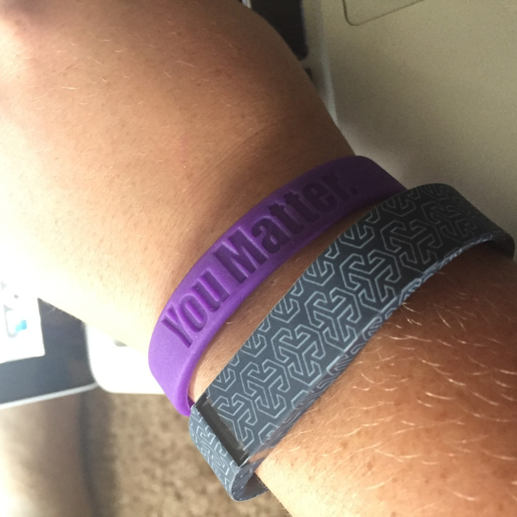 You Matter Bracelet for Suicide Prevention