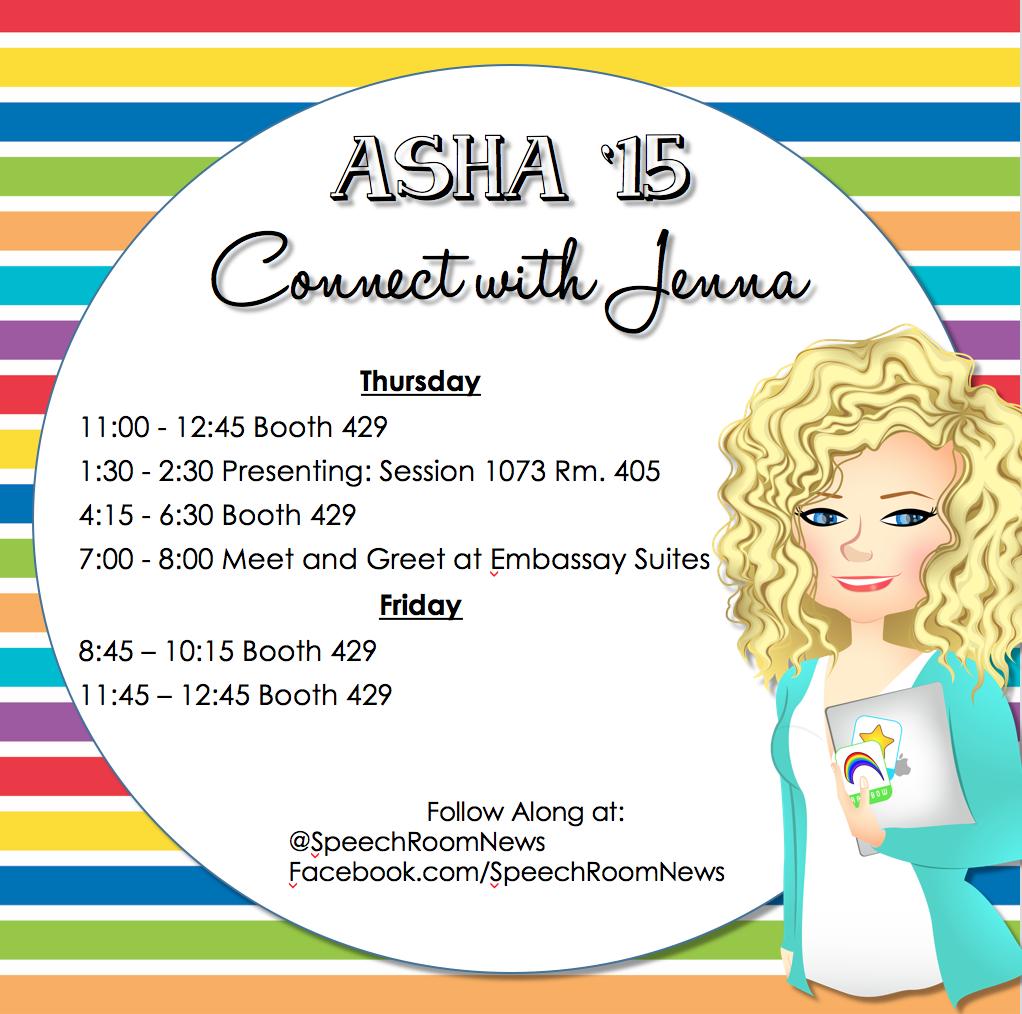 Countdown to #ASHA15