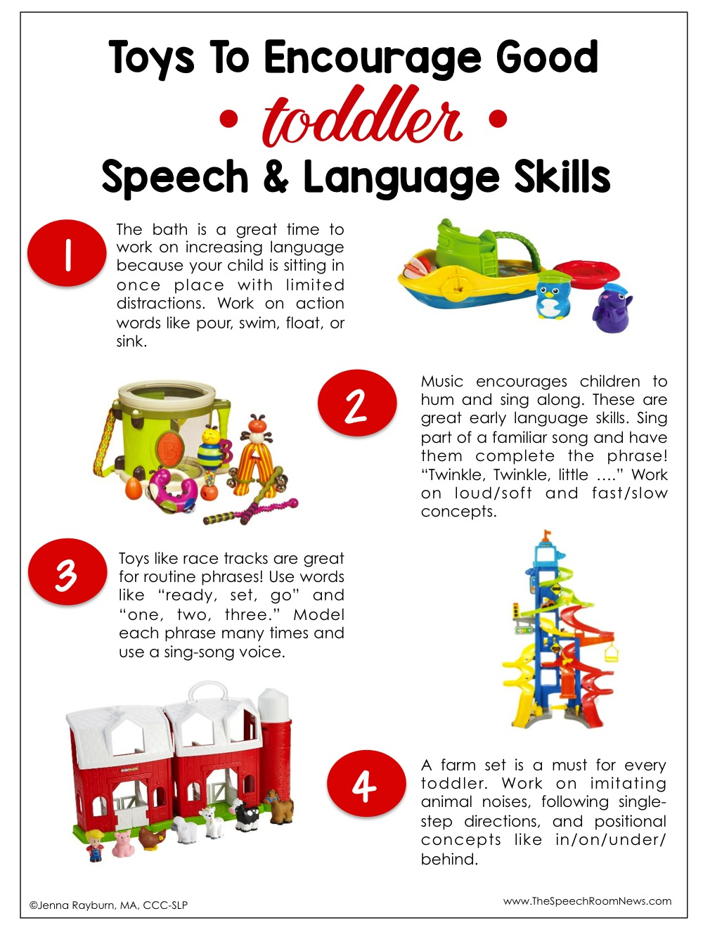 Toys For Preschoolers With Language Delays : The best toys to increase speech and language skills